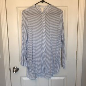🌟3 for $18🌟 H&M Ruched Side Tunic